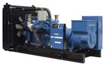 Дизельный генератор SDMO X800