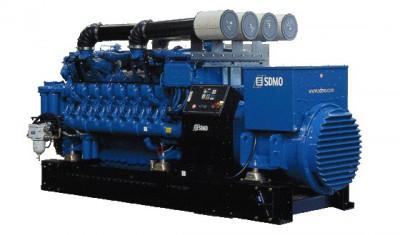 Дизельный генератор SDMO X2500