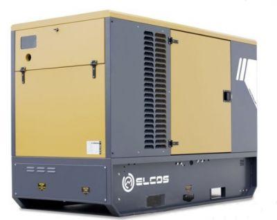 Дизельный генератор Elcos GE.PK.051/046.SS с АВР