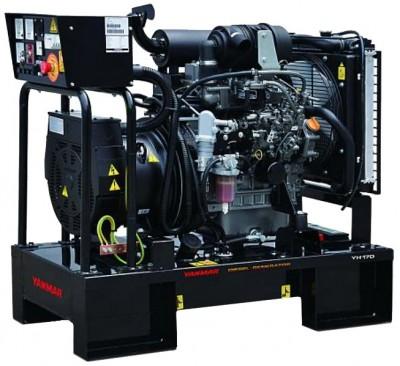 Дизельный генератор Yanmar YH 170 DTLA-5R с АВР