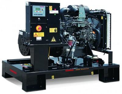 Дизельный генератор Yanmar YH 550 DTLA-5R