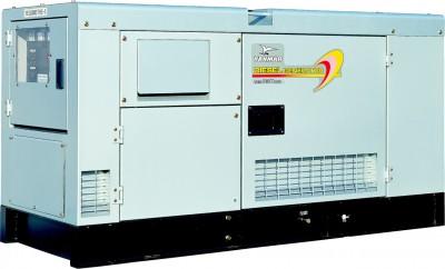 Дизельный генератор Yanmar YEG 400 DSHS-5B