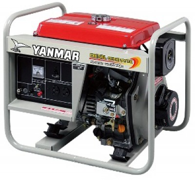 Дизельный генератор Yanmar YDG 2700 N-5EB2 electric с АВР