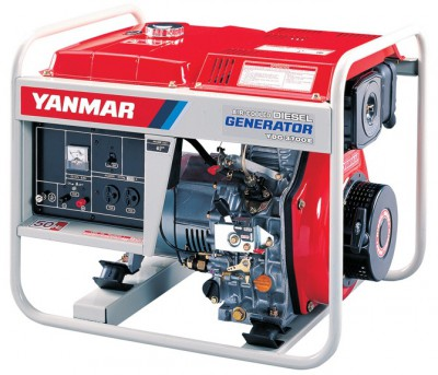 Дизельный генератор Yanmar YDG 3700 N-5B2