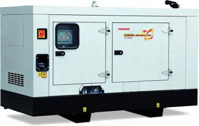 Дизельный генератор Yanmar YH 280 DTLS-5B